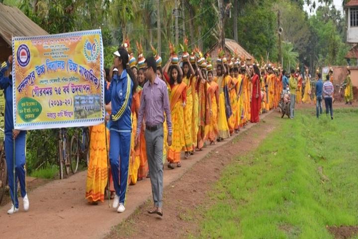 Nandanpur High School-Event
