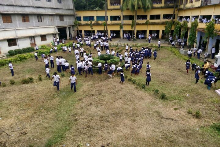 Nandanpur High School-Play Ground