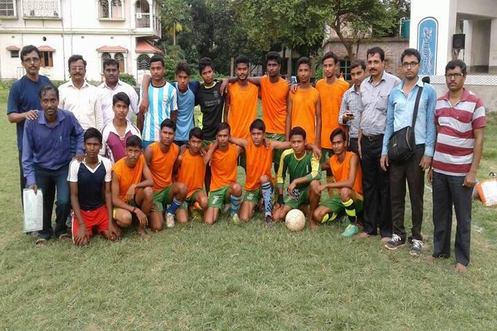 Nandanpur High School-Students