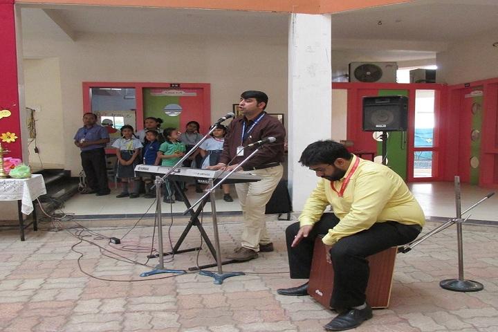 Rungta Public School-Music