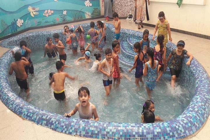 Rungta Public School-Swimming