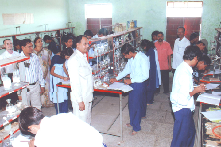 Arts Commerce and Science College-Laboratory