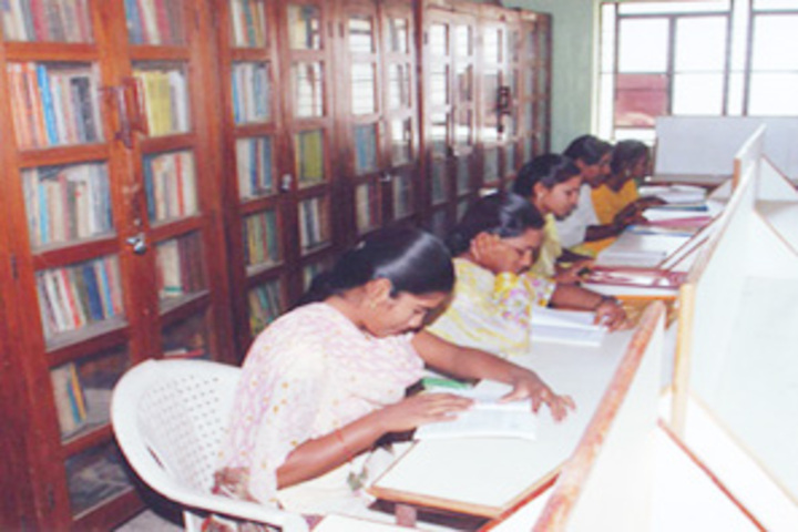 Arts Commerce and Science College-Library