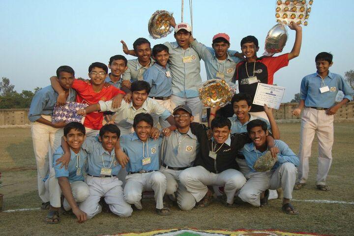 Ramakrishna Mission Vidyabhavan High School-Award