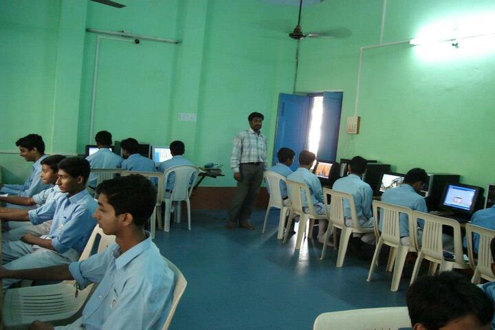 Ramakrishna Mission Vidyabhavan High School-Computer Lab