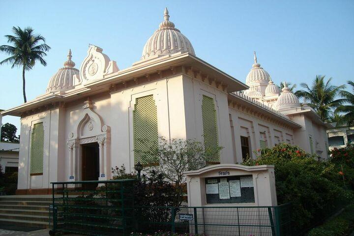 Ramakrishna Mission Vidyabhavan High School-School Building