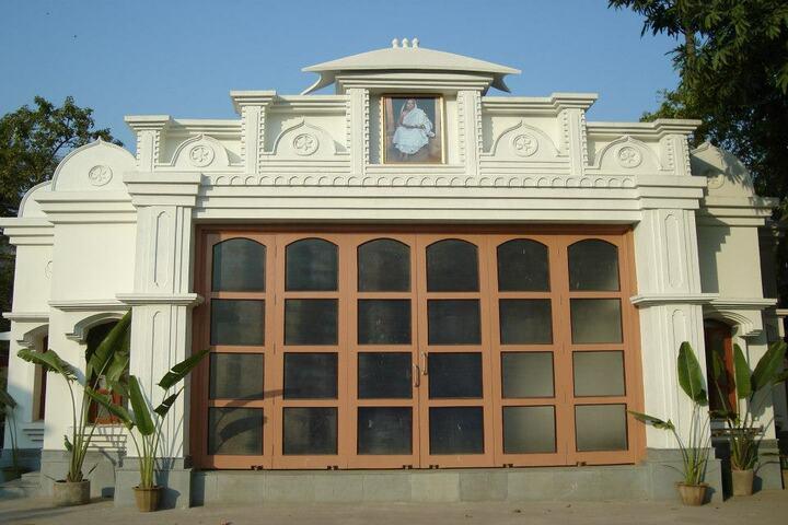 Ramakrishna Mission Vidyabhavan High School-School Campus