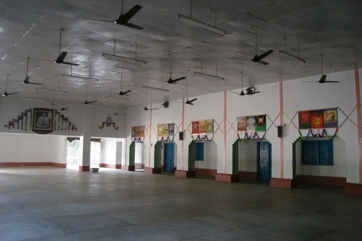 Ramakrishna Mission Vidyabhavan High School-School View