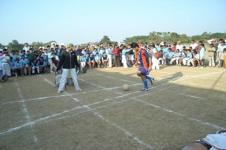 Ramakrishna Mission Vidyabhavan High School-Sports