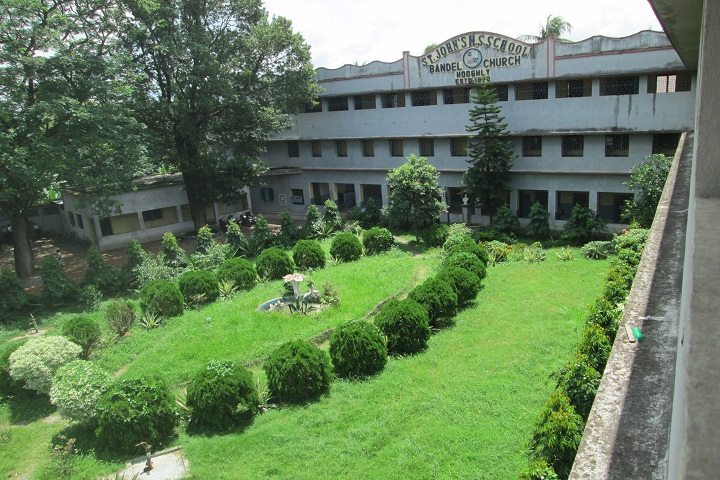 Bandel St Johns High School-Campus-View