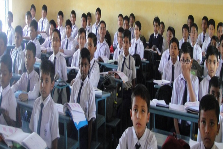Bandel St Johns High School-Classroom