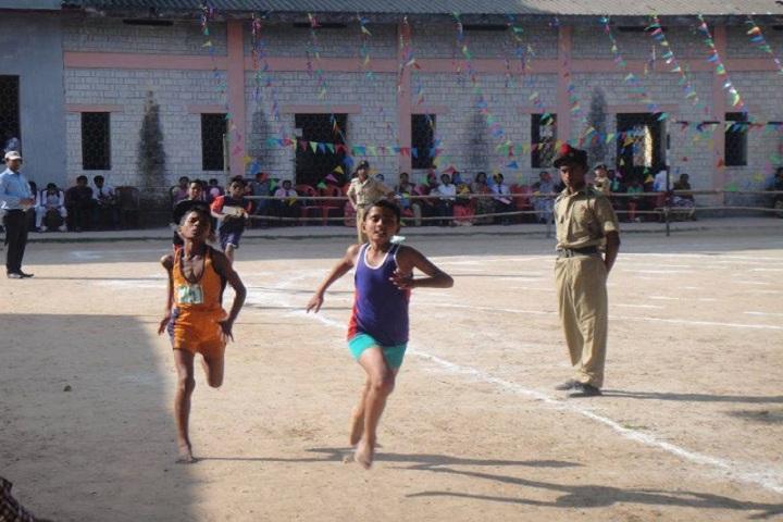 Bandel St Johns High School-Running