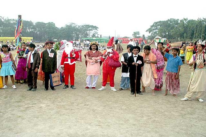 Patha Bhavan-Christmas