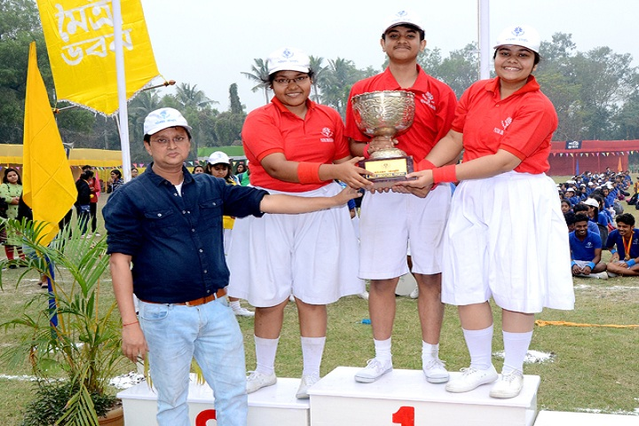 Patha Bhavan-Prize