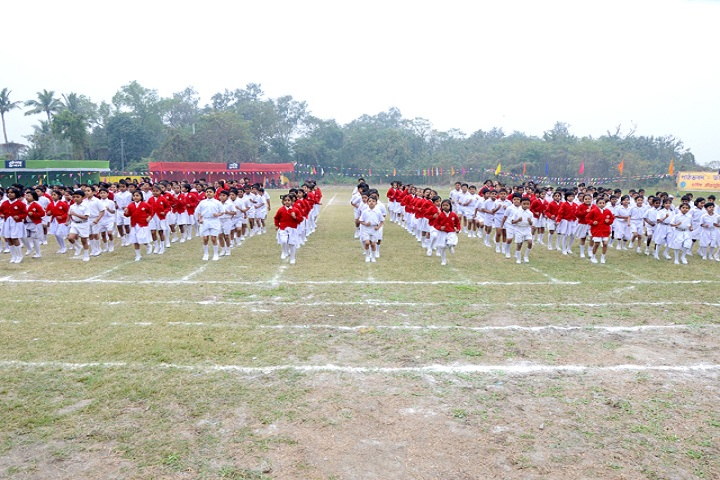 Patha Bhavan-Running