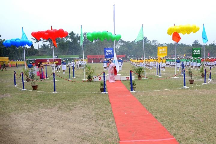 Patha Bhavan-Sports Day