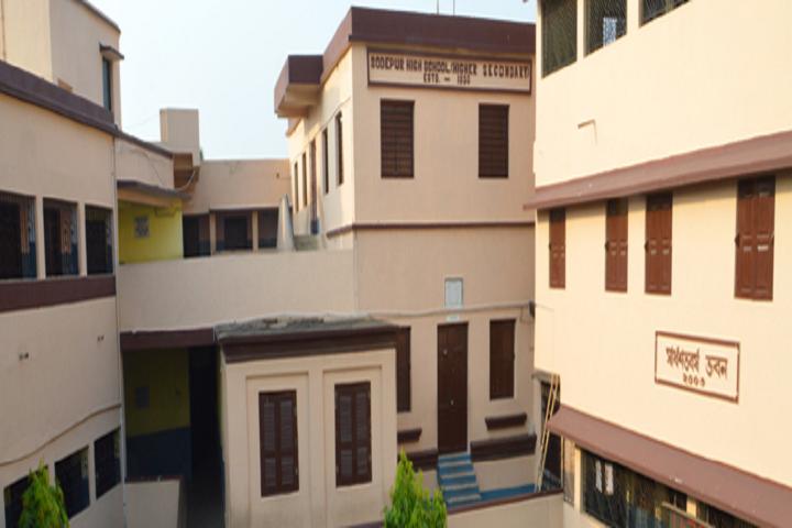 Sodepur High School-Campus-View
