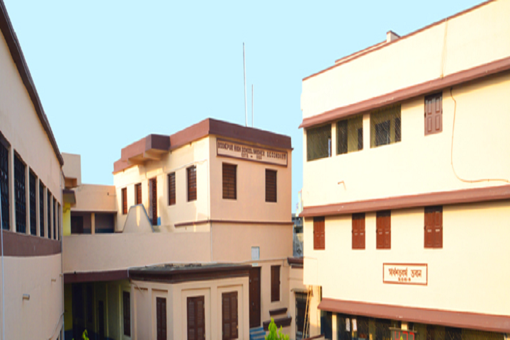 Sodepur High School-College Building