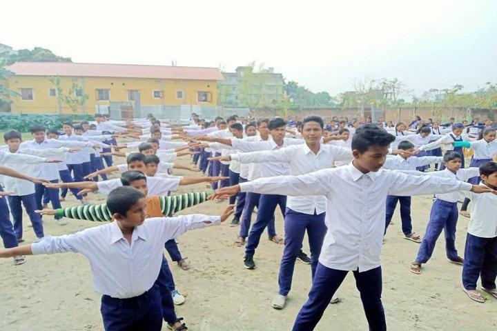 Dharapur Higher Secondary School-PT