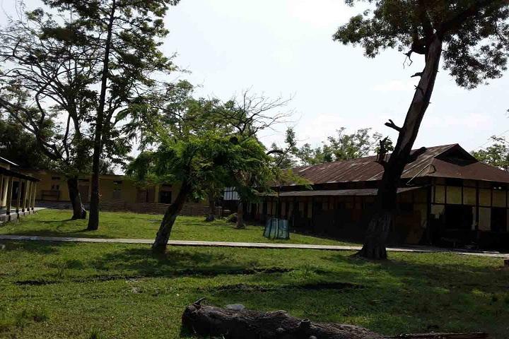 Dadara Higher Secondary School-Campus Full View