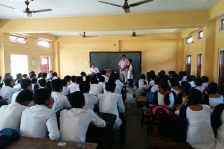 Dadara Higher Secondary School-Classroom