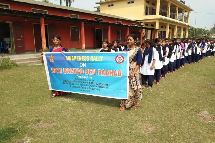 Dadara Higher Secondary School-Rally