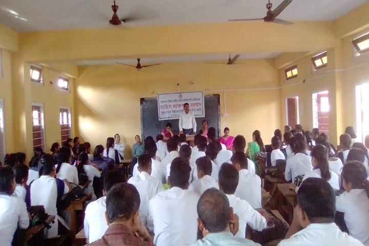 Dadara Higher Secondary School-Seminar
