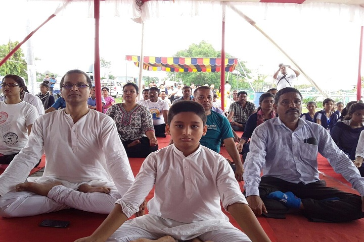 Dadara Higher Secondary School-Yoga