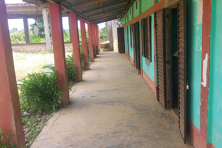 Nehru Vidyapith High School-Campus Inside View