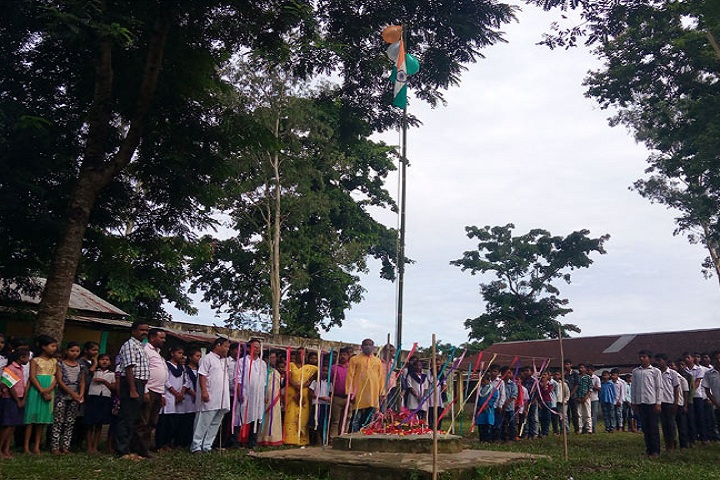 Nehru Vidyapith High School-Republic Day