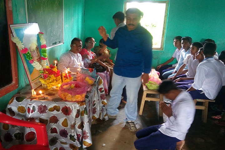 Nehru Vidyapith High School-Teachers Day
