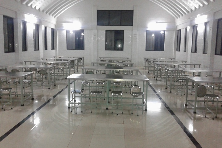 Dr Chandrabhanu Sonvane Junior College-Cafeteria