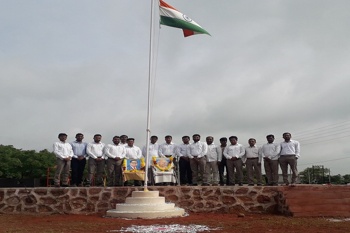 Dr Chandrabhanu Sonvane Junior College-Independance Day