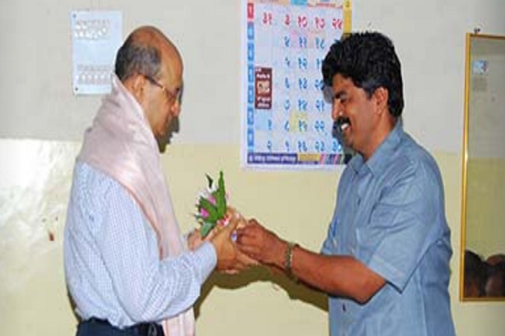 Anantrao Thopte College-Greeting