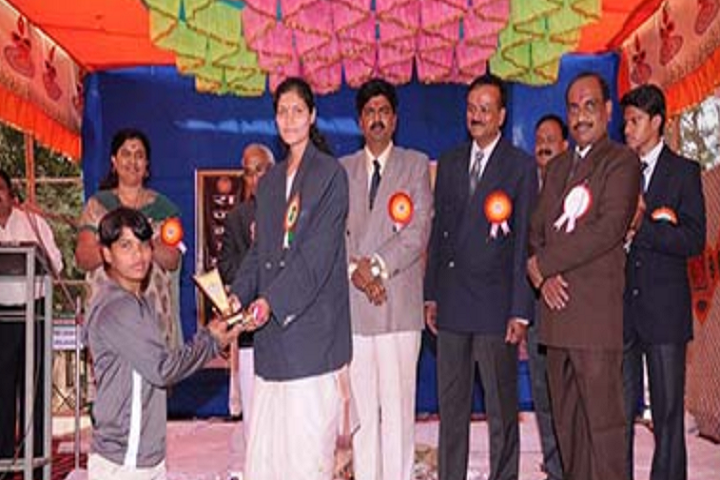 Anantrao Thopte College-Prize