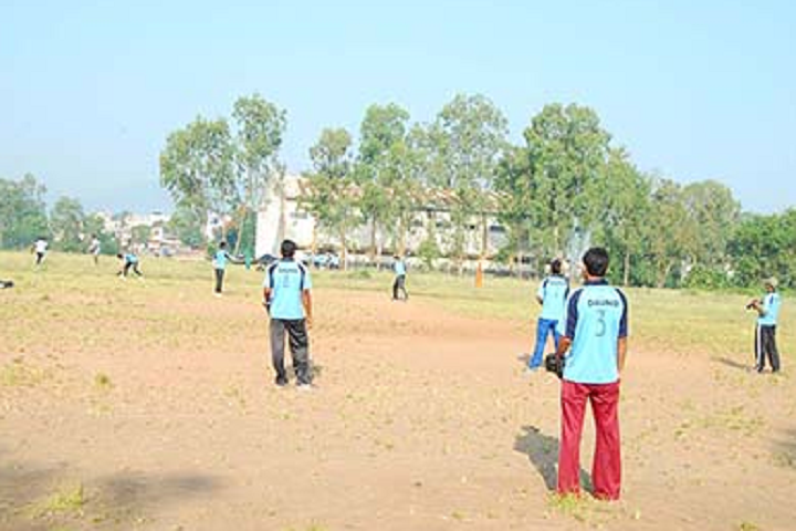 Anantrao Thopte College-Sports