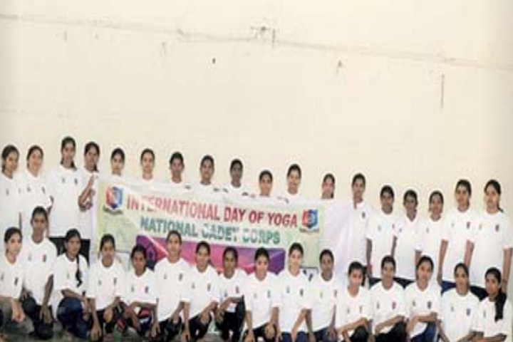 Anantrao Thopte College-Yoga Day