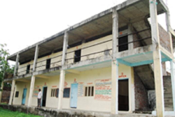 DR R P NATH Junior College-Campus View