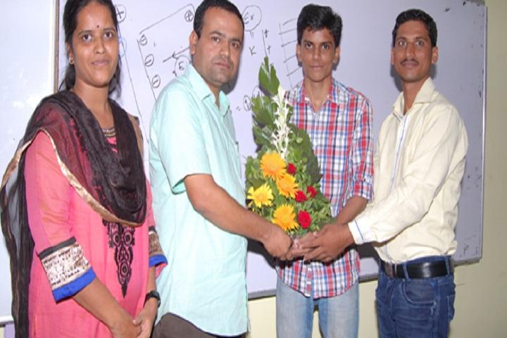 DR R P NATH Junior College-Greeting