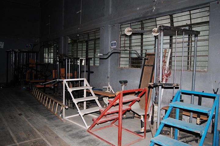 DR R P NATH Junior College-Gymnasium