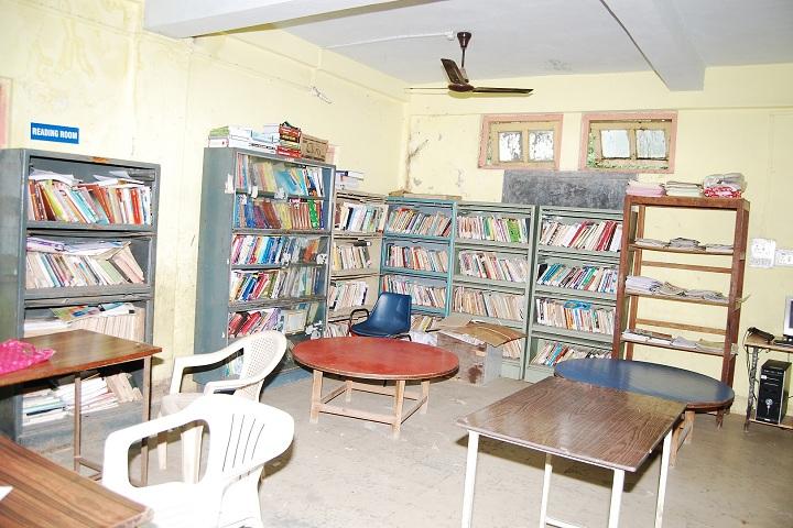 DR R P NATH Junior College-Library