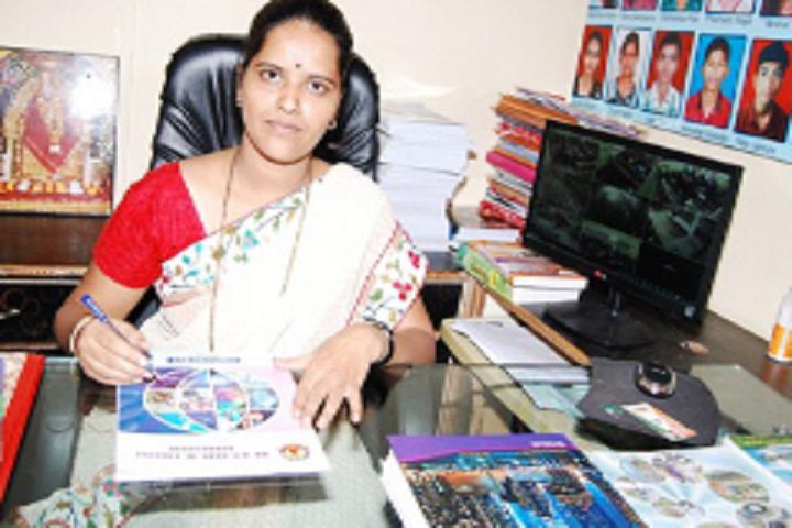DR R P NATH Junior College-Principal Room