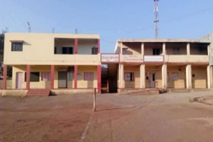 English School Junior College-Campus View