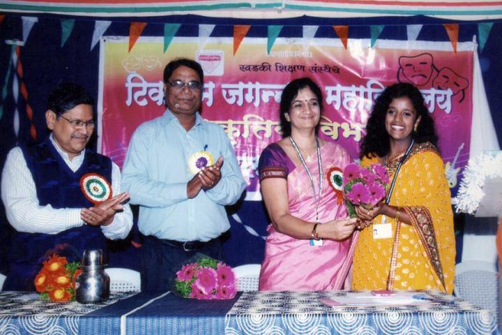 Tikaram Jagannath Arts Commerce and Science College-Cultural Programme