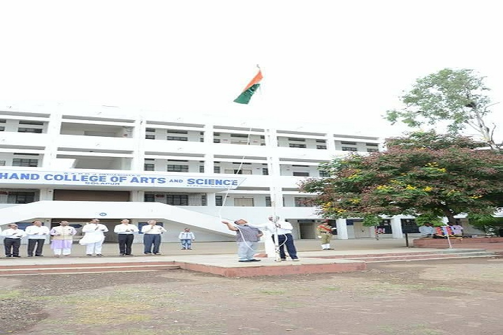 Walchand College of Arts and Science-Republic Day
