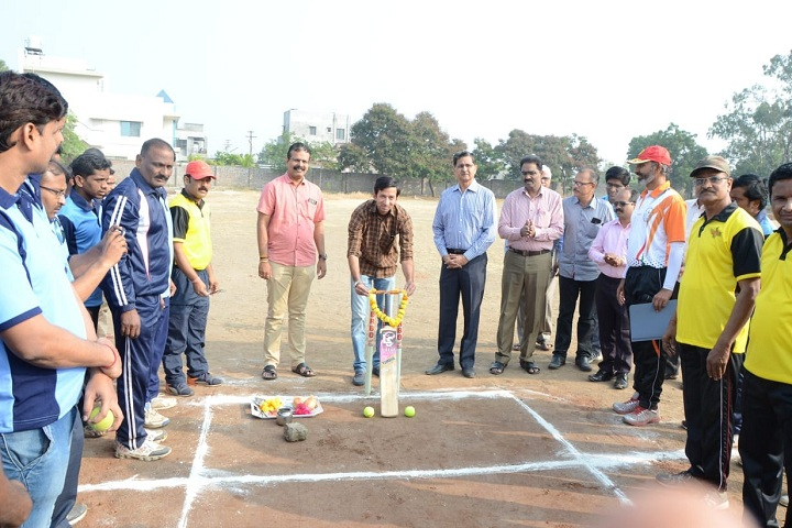 Walchand College of Arts and Science-Sports