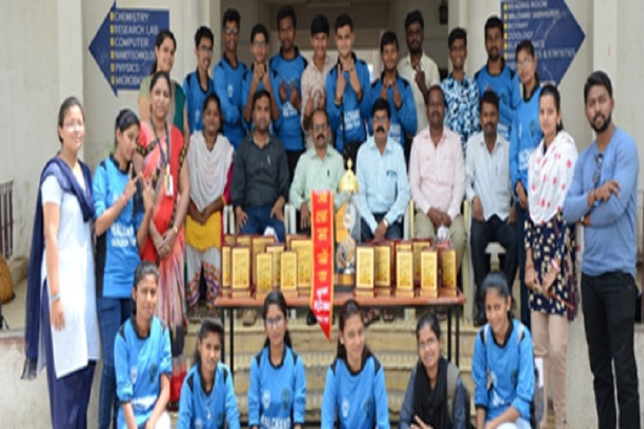 Walchand College of Arts and Science-Youth Festival
