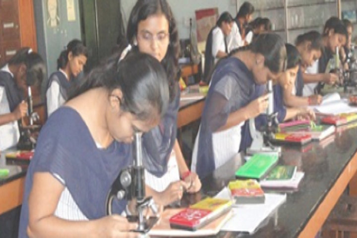 D B F Dayanand College of Arts and Science-Biology Laboratory
