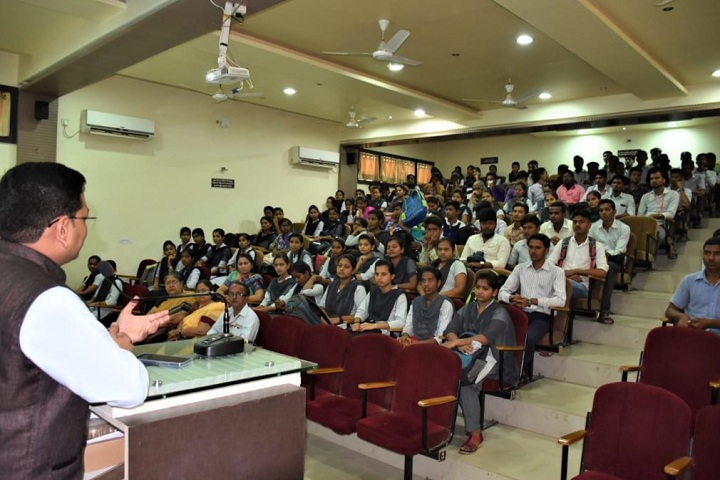 D B F Dayanand College of Arts and Science-Programme