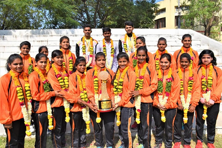 D B F Dayanand College of Arts and Science-Sports